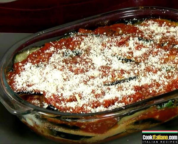 Eggplant parmigiana - Ricetta