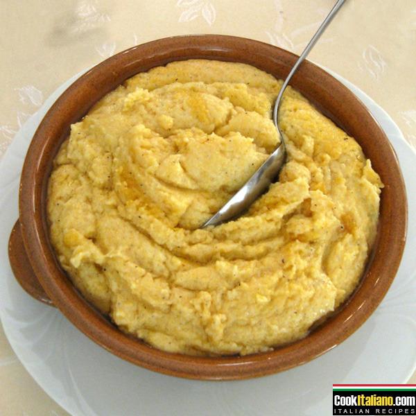 Buckwheat mush - Ricetta