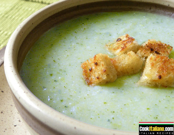 Soup of medieval origin - Ricetta