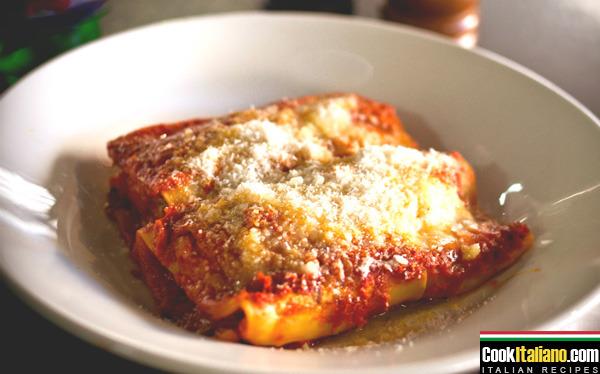 Cannelloni - Ricetta