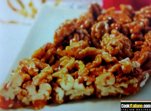Crispy walnuts - Ricetta