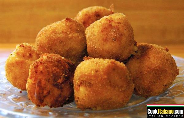 Artichokes croquettes - Ricetta