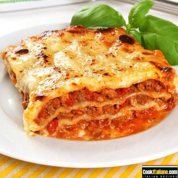 Lasagna - Ricetta