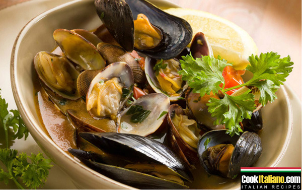 Seafood soup - Ricetta